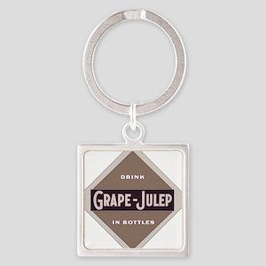 Grape Julep Soda 21 Keychains