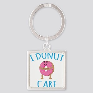 I Donut Care Keychains