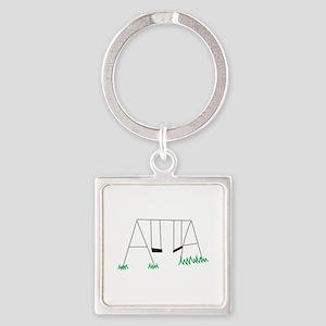 Swing Set Keychains