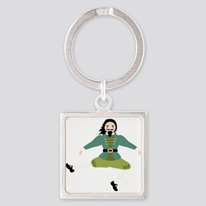 Leaping Lord Keychains