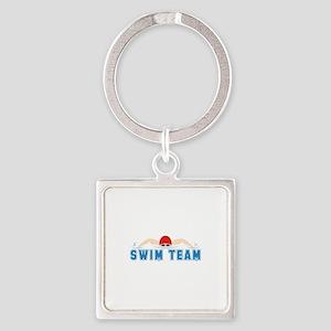 Swim Team Keychains
