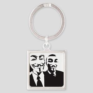 anon6 Keychains