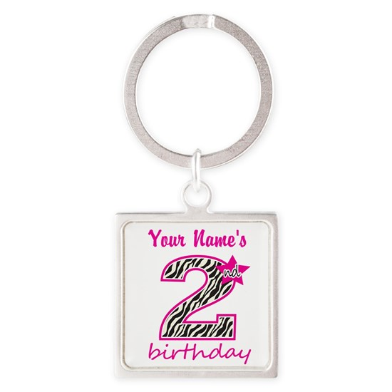 2nd Birthday - Personalized