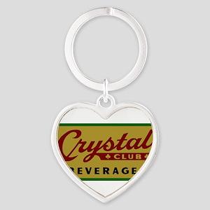 Crystal Club logo 10 Keychains