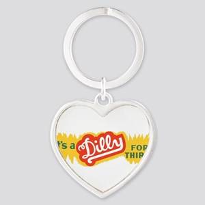 Dilly Soda 4 Keychains