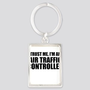 Trust Me, I'm An Air Traffic Controller Keychains