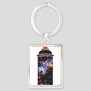 Spray Paint - Cosmic Keychains