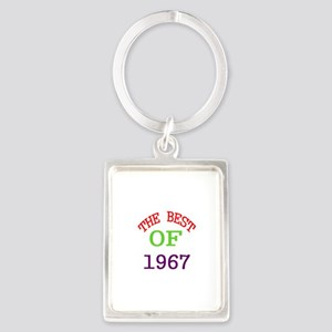The Best Of 1967 Portrait Keychain