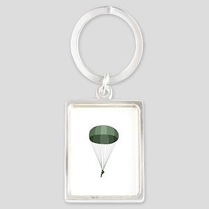 Airborne Paratrooper Keychains