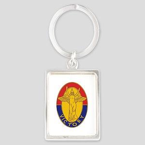 DUI - 1st Infantry Division Portrait Keychain