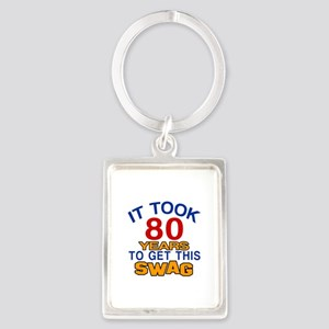 It Took 80 Years To Get This Swa Portrait Keychain