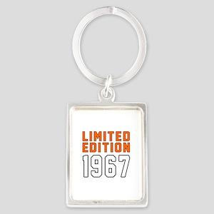Limited Edition 1967 Portrait Keychain