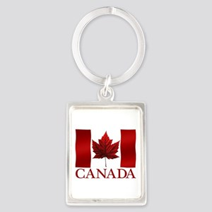 Canada Flag Souvenirs Canadian Map Keychains