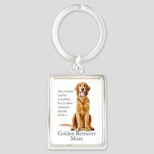 Golden Mom Keychains
