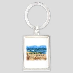 Jersey Shore NJ Beach Keychains