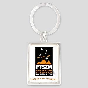 FT5ZM Portrait Keychain