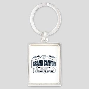 Grand Canyon National Park Portrait Keychain