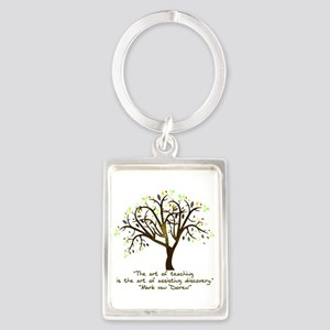 The Art Of Teaching Keychains