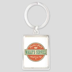 Wally's Service - Goober Pyle Portrait Keychain