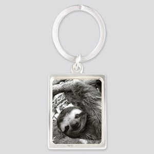 frame print Portrait Keychain