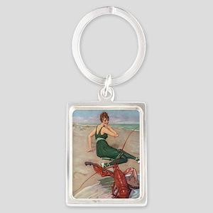 Lobster Serenade Keychains