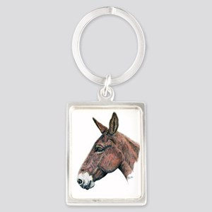 Red Mule Keychains