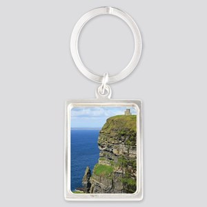 Cliffs of Moher Portrait Keychain