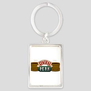 Friends Central Perk Portrait Keychain