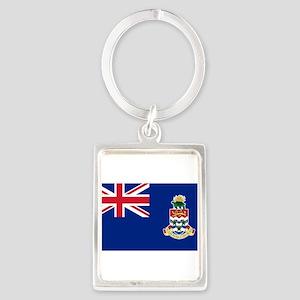 Cayman Islands Flag Keychains