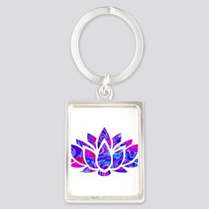 Lotus flower Keychains