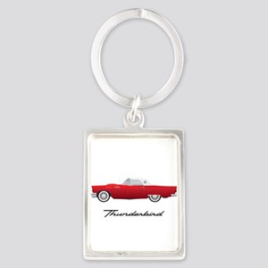 1957 Thunderbird Keychains