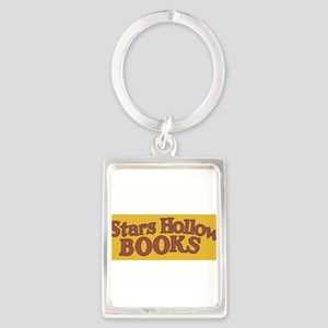 Stars Hollow Books Keychains