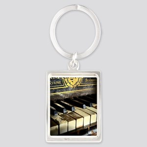 Vintage Piano Keychains