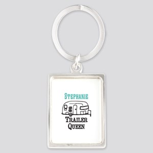 Custom Trailer Queen Keychains