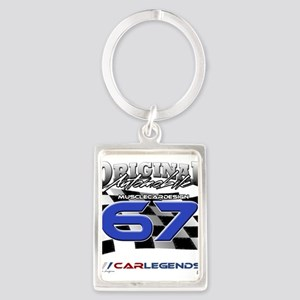 67 Musclecars Keychains