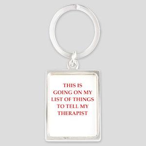 therapist Keychains