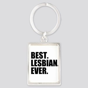 Best Lesbian Ever Keychains