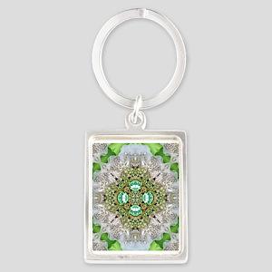 green diamond bling Keychains