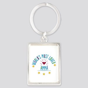World's Most Loved Amma Keychains