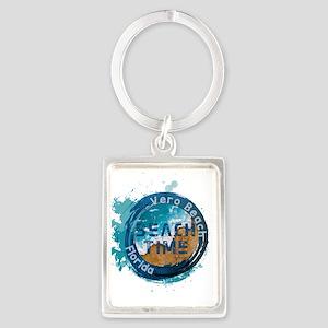 Florida - Vero Beach Keychains