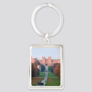 WINDSOR CASTLE Portrait Keychain