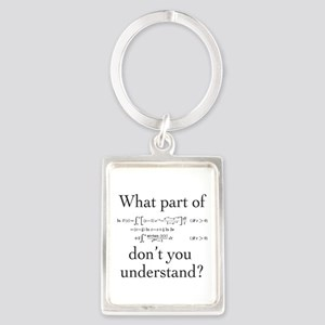 What Part of... Keychains
