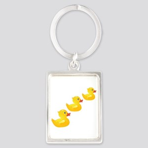 Cute Ducklings Keychains
