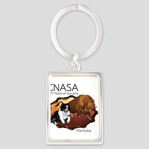CNASA Nationals 2017 Keychains