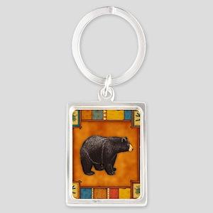 Bear Best Seller Portrait Keychain