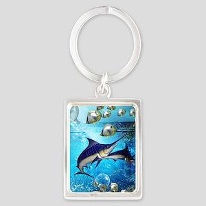 Awesome underwater world Keychains