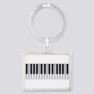 piano keys Keychains