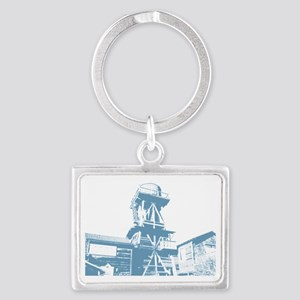 watertower Landscape Keychain