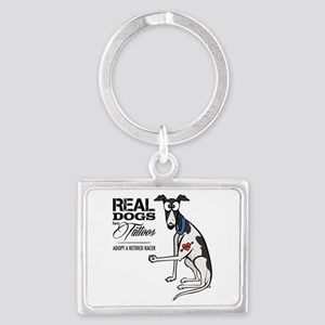 Tattoos Rectangle Keychains