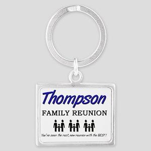 Thompson Landscape Keychain